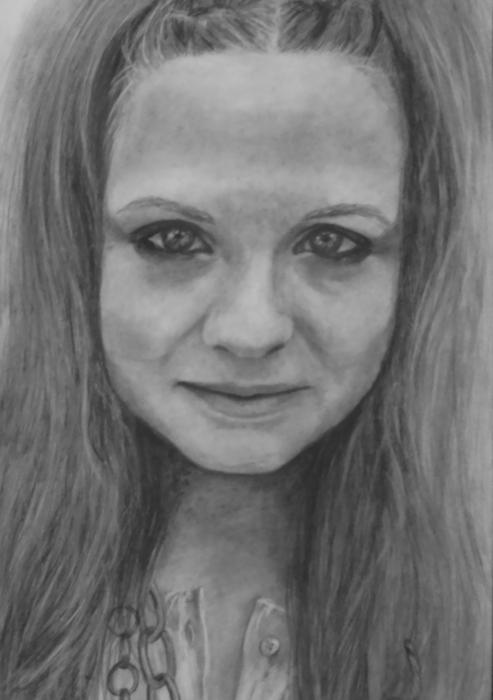 Bonnie Wright by ginxy
